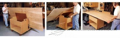 104-Sheet Cart - Workshop Solutions Projects, Tips and Tricks