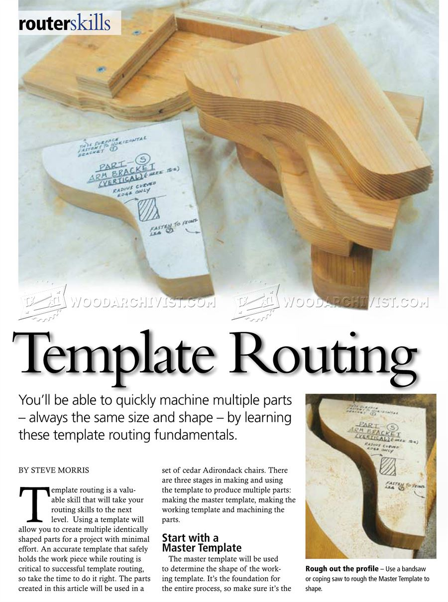 Template Routing