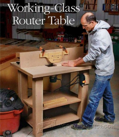 142-Router Table - Router Tips, Jigs and Fixtures