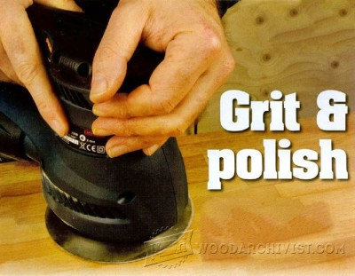 149-Grit and Polish Abrasives - Sanding Tips, Jigs and Techniques