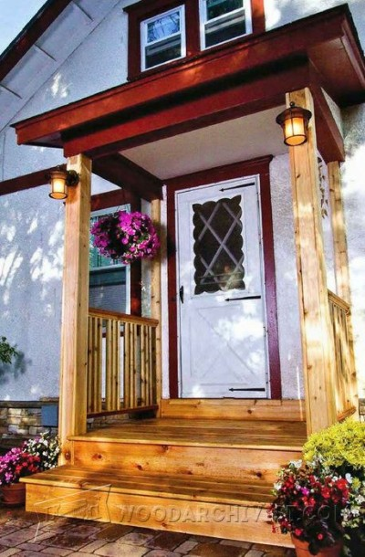 15-Porch Appeal - Outdoor Plans and Projects