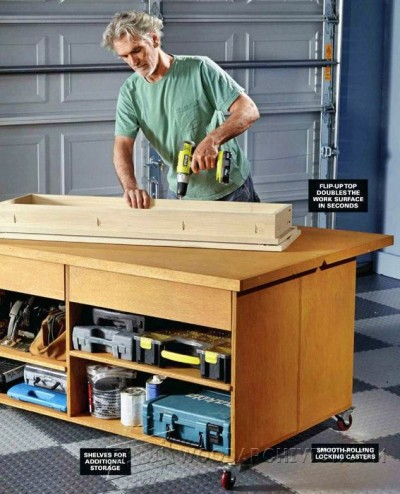 169-Worktable - Workshop Solutions Projects, Tips and Tricks