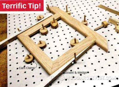 176-Frame Assembly Pegboard Platform - Furniture Assembly Tips and Techniques