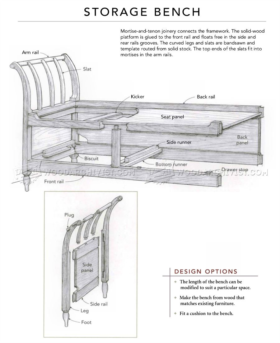 Fantastic PDF Woodwork Storage Bench Plans Download DIY Plans  The Faster