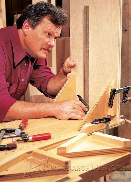 Clamping Square Assembly Jig • WoodArchivist