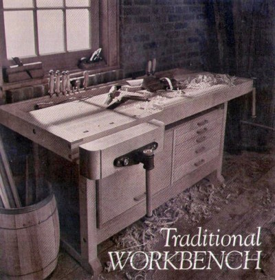 29-Traditional Workbench - Workshop Solutions Projects, Tips and Tricks