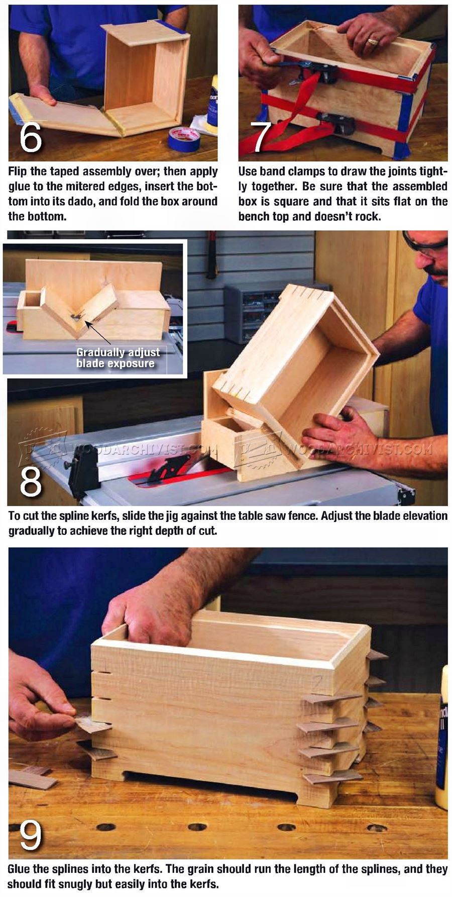 Keepsake Box Plans • WoodArchivist