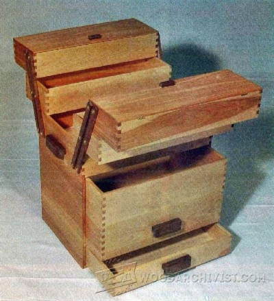4-Tool Chest - Workshop Solutions Projects, Tips and Tricks
