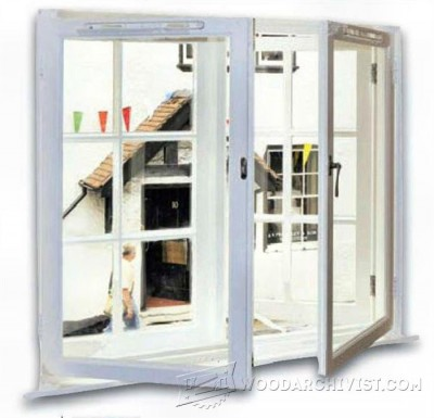 42-Secondary Glazing Windows - Plans and Projects