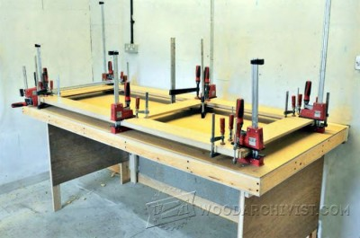 48-Fold-Down Workbench - Workshop Solutions Projects, Tips and Tricks