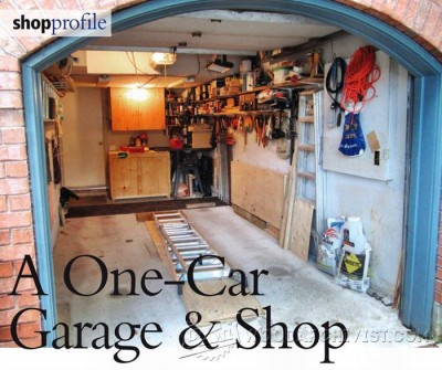 74-A One-Car Garage and Workshop - Workshop Solutions Projects, Tips and Tricks