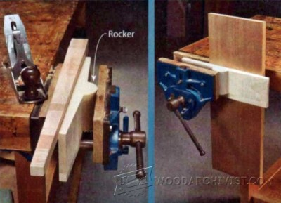83-Vise Rocker Jaw - Workshop Solutions Projects, Tips and Tricks