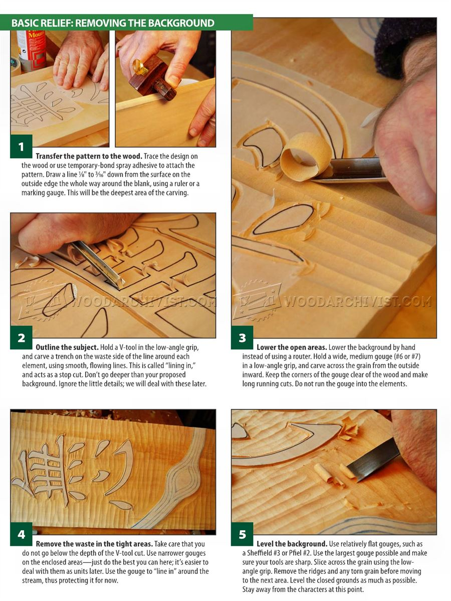 Pin carving technique on pinterest