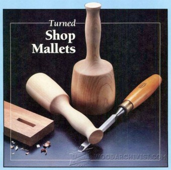 222 Wooden Mallet Plans