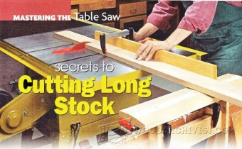 232 Secrets to Cutting Long Stock