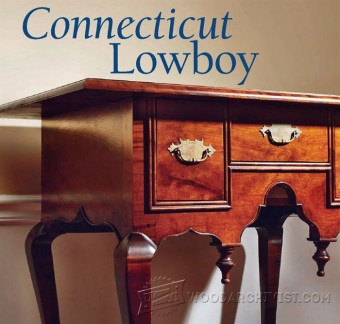 287-Connecticut Lowboy Plans