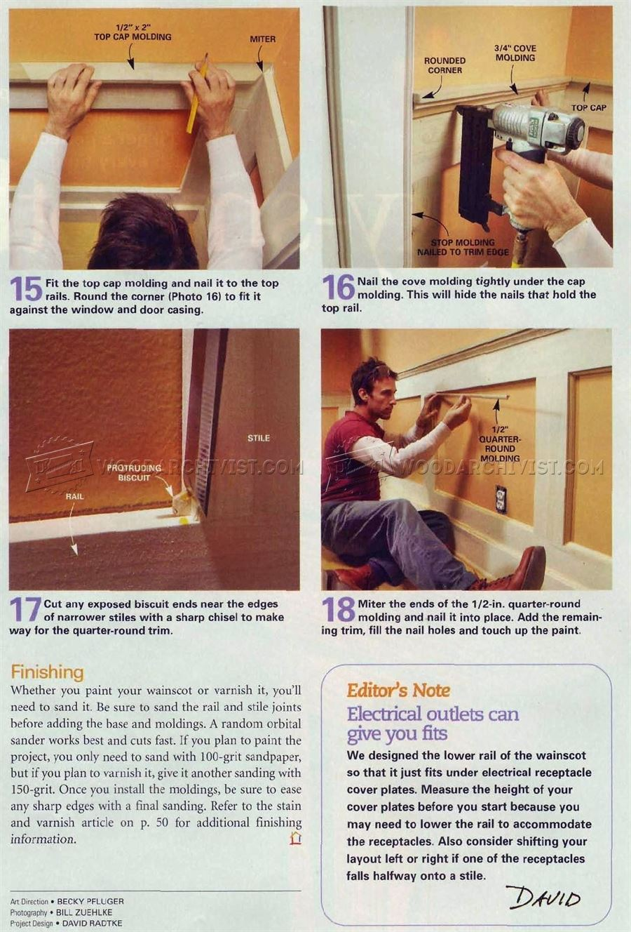 Wainscoting Made Simple