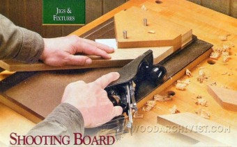 317-Shooting Board Plans