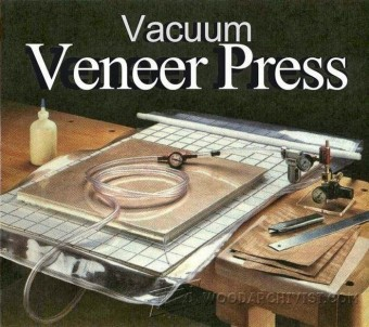 321-Vacuum Veneer Press