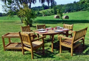 370-Garden Furniture Plans