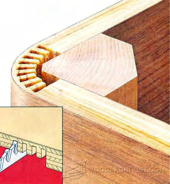 Kerf Bending Woodarchivist