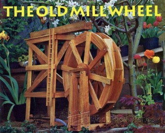 374-The Old Millwheel