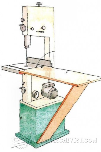 457-band-saw-outfeed-table