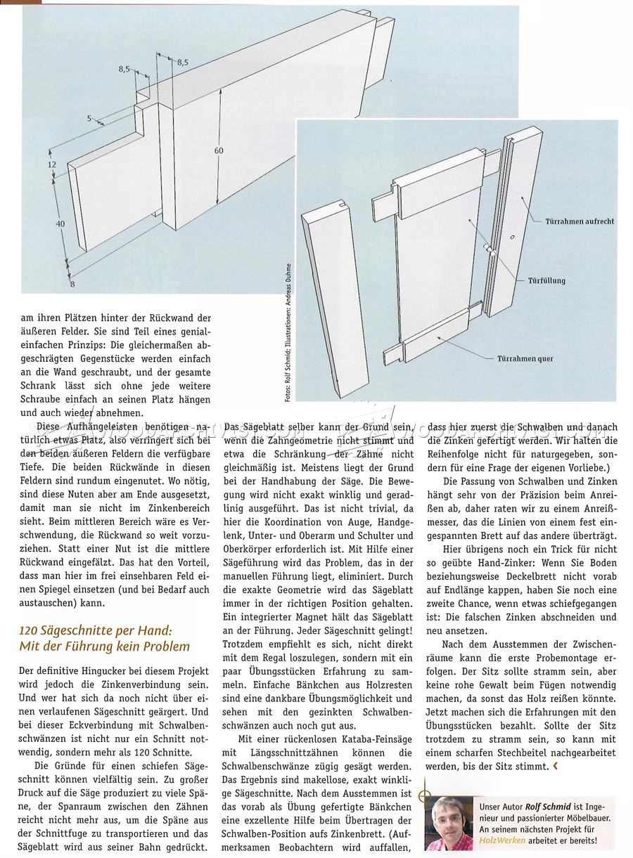Wall Cabinet Plans