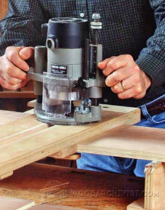 507-Router Dado Jig Plans