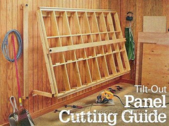 562-Vertical Panel Saw Plans
