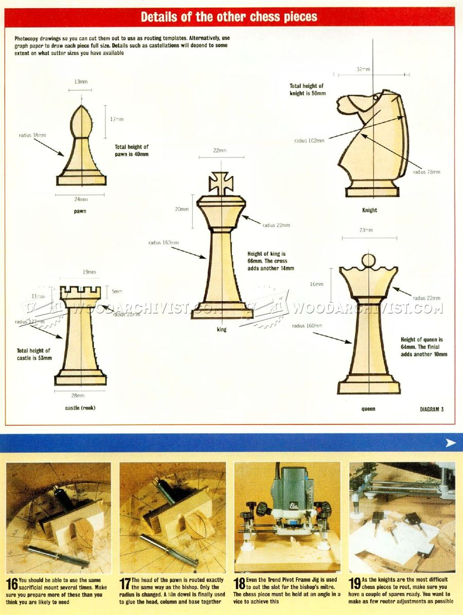 Making Chess With a Router