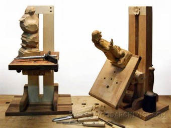 607-Build Your Own Carving Stand