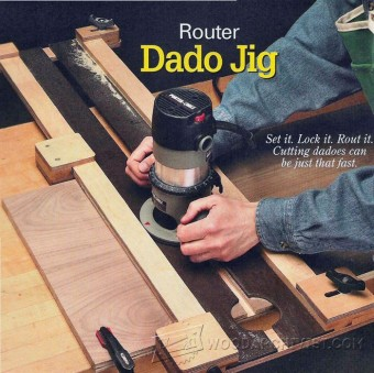 643-Router Dado Jig Plans