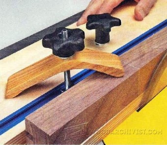 651-DIY Hold-Down Clamp