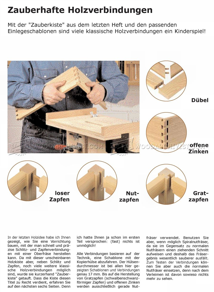 Shopmade Multi-Joint Jig