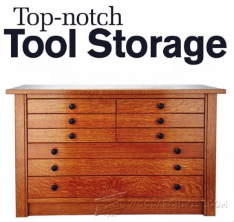 702-Tool Cabinet  Plans