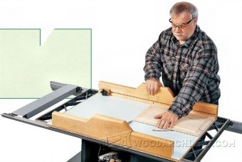 778-Precision Crosscut Sled Plans