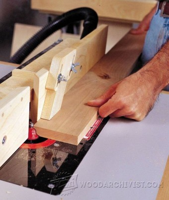 780-Router Fence for a Table Saw