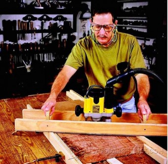 786-Router Planing Jig