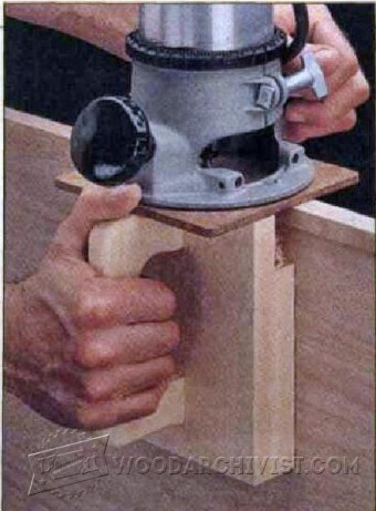 791-Flush Trim Jig