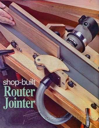 806-Shopmade Router Jointer