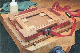 828-Shopmade Picture Frame Clamping Jig