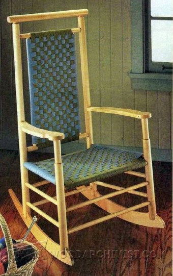 Build Rocking Chair Best House Interior Today