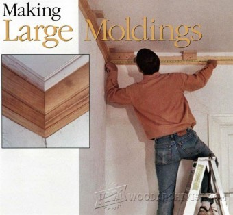 847-Making Large Moldings