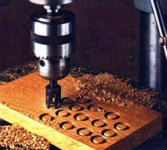853-Getting Great Results With a Plug Cutter