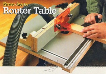 877-Stow-Away Router Table DIY