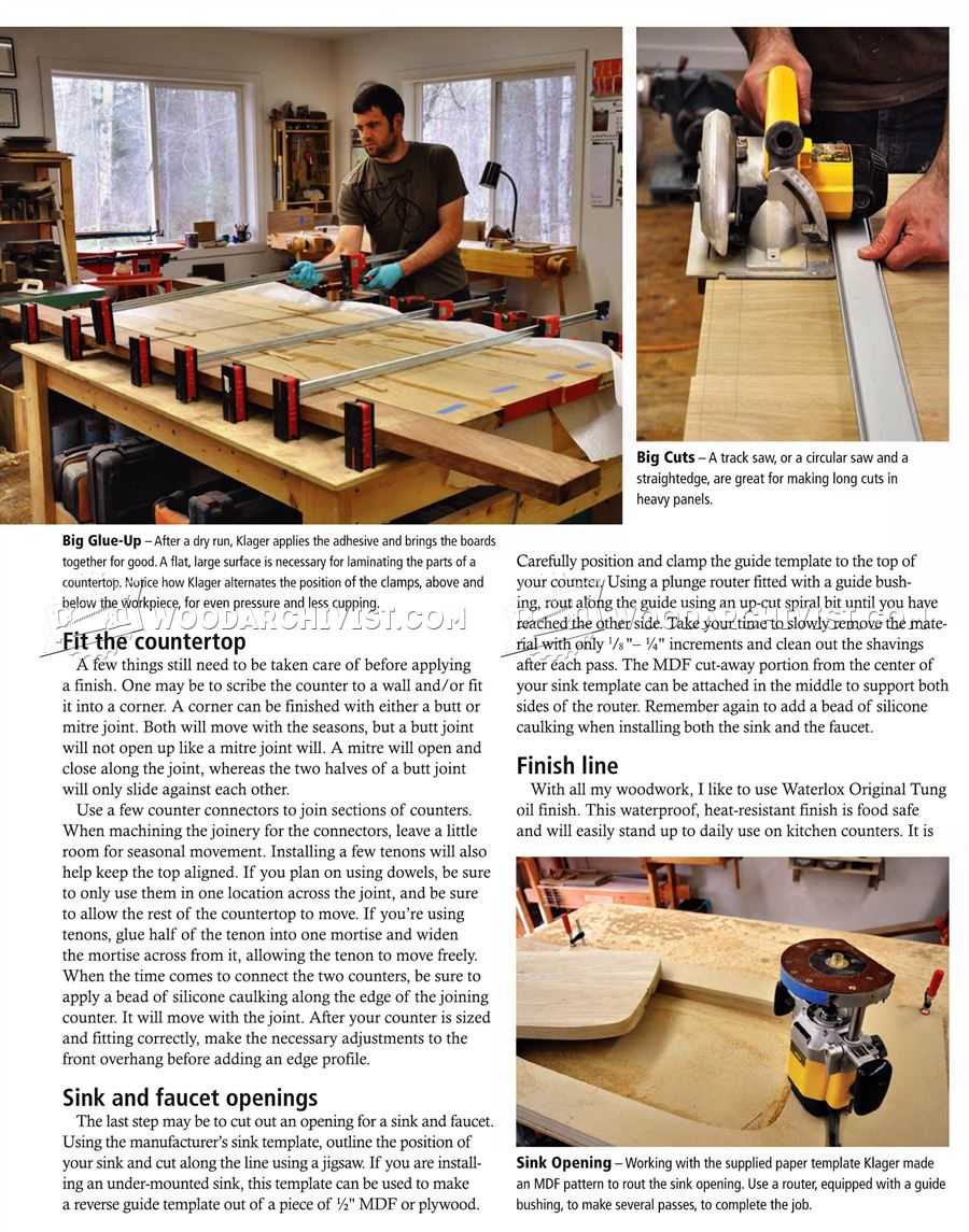 100 how to build butcher block countertops how to pour a si