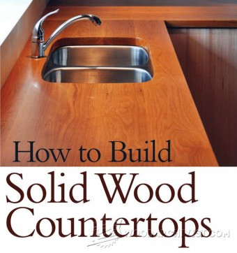 885-How to Build Wood Countertops