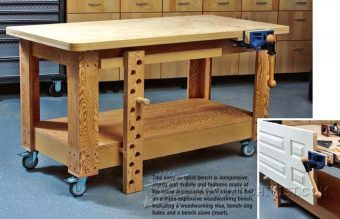 1000-Mobile Workbench Plans