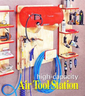 1006-Air Tool Station Plan